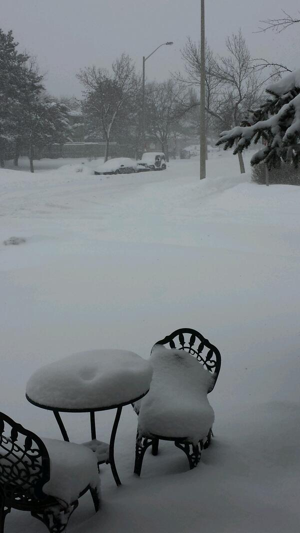 SNOW DAY Feb 5th 2014 @CityNews @BTtoronto @weathernetwork http://t.co/R29FbCemq2