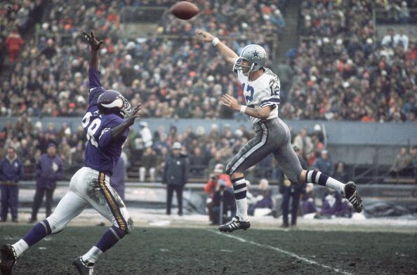 :)  RT @NFLonFOX: HappyBirthday to @DallasCowboys legend Roger Staubach 1st of only 4players to win Heisman & SB MVP! http://t.co/oBktYd2EMN
