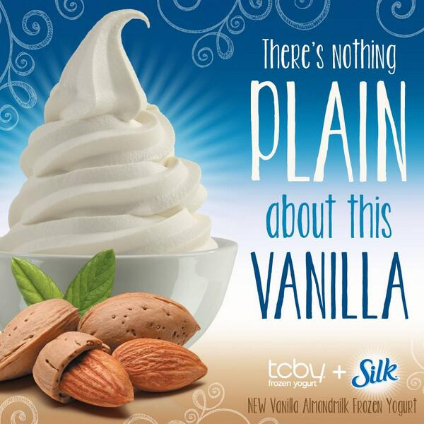 What do you think? RT and be automatically entered to #win a TCBY/Silk #prize pack. http://t.co/PvY3VCRN8U http://t.co/FakBU5NXgh