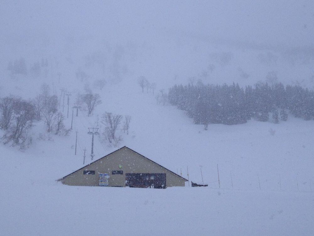 Myoko Kogen Snow Report 6th February 2014