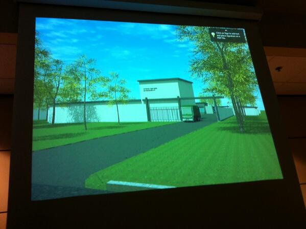 Another view of proposed #Pottstown public works facility between Prince and Rice streets. @MercuryX http://t.co/3ZSPtyx6OG