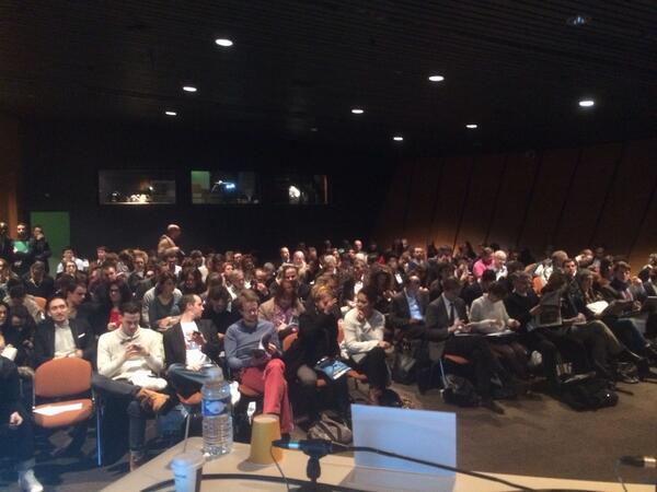 Keynote Twitter : Prêt! #SalonEntrepreneurs http://t.co/c1Tuvg87V0
