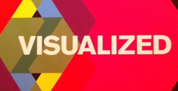 Looking forward to 14 talks on data visualization in NY today! #visualized http://t.co/SMyq46Fev5