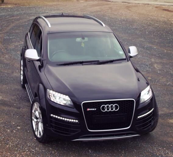 "Nav Khan On Twitter: ""2007 Audi Q7 SE Converted To A Audi"