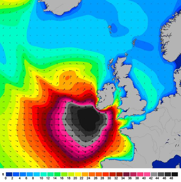 Batten down the hatches on Saturday, hopefully the repaired sea defences will hold. #StrikeFour #ukstorm http://t.co/hMyBtAGecR