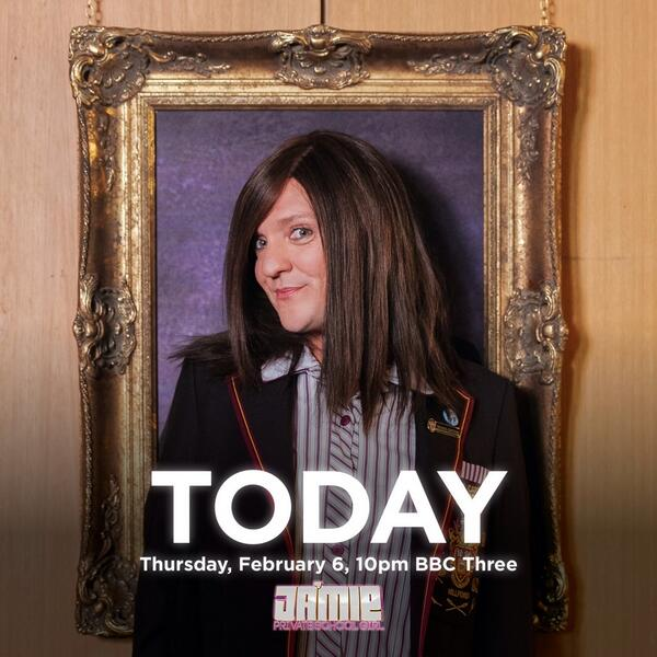 "UK!! OMFG it's happening TONIGHT!!! ""Ja'mie: Private School Girl"" premieres on @bbcthree at 10pm. #privateschoolgirl http://t.co/MZGThD9Chd"