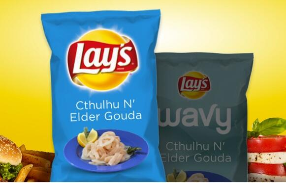 Lay's Asks The Internet For Chip Flavor Ideas, The Internet Responds In… http://t.co/cWTRtStIHL http://t.co/S1Lnab2Psi