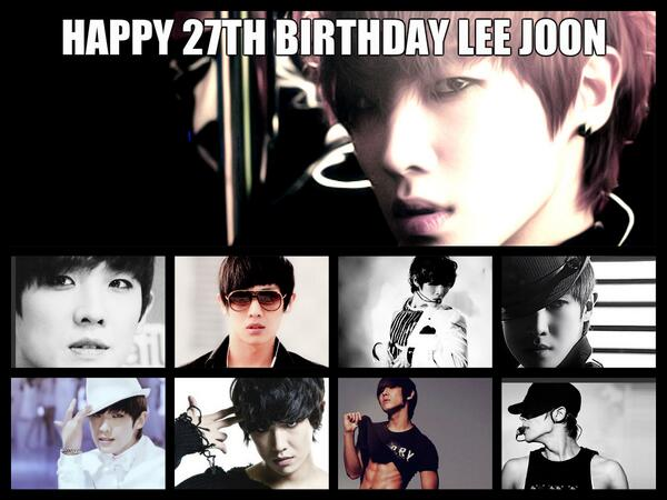 Happy Birthday!!! I hope this is the begining of your greatest, most wonderful year ever! #생일축하2준7  #Happy2JOON7Day http://t.co/6fBuXcXoqw