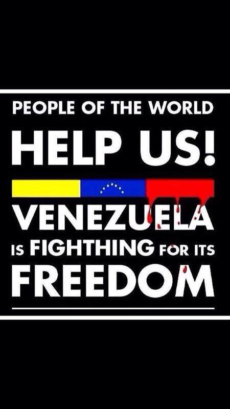 @guardian #SOSVenezuela http://t.co/MYOiYihY9n