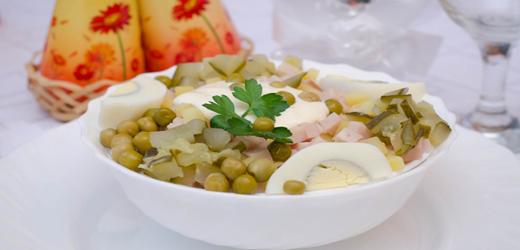 Салат овощной по литовски фото