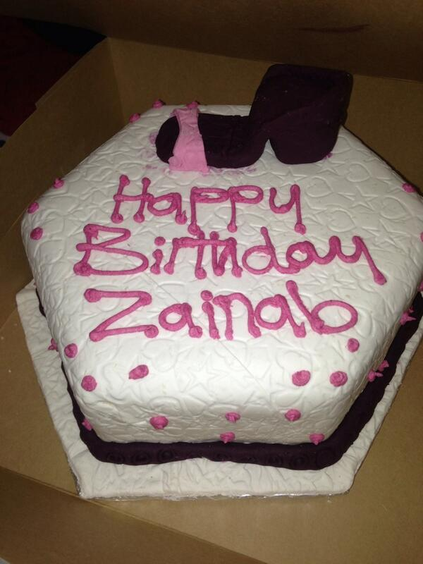 Zainab Chondo on Twitter Happy birthday to me httptcoJNW3d5soen