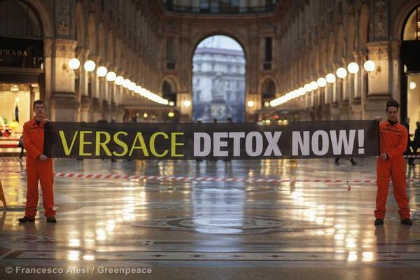Twitter / Greenpeace: .@MaisonValentino has already ...