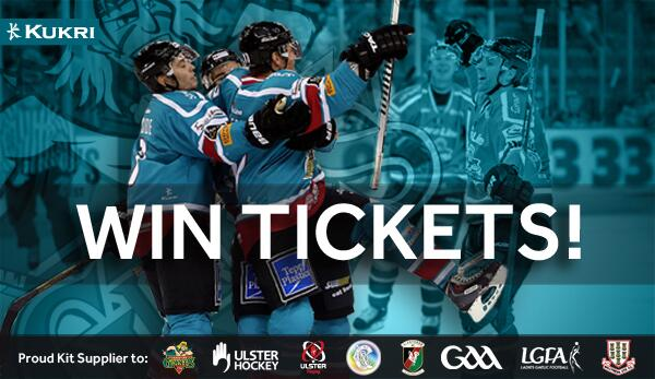 Win one of 5 pairs of tickets to see @BelfastGiants this Friday! RT & follow to be in with a chance. Closes 5pm Thurs http://t.co/RBXwlxei6r