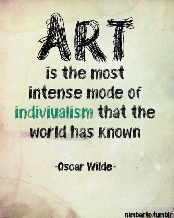 #art #individualism #inspire http://t.co/SrWJ22GbQg
