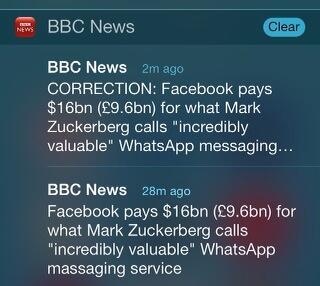 "Ha! BBC report Facebook buy ""massaging service""! http://t.co/9xp7YoXEYl"