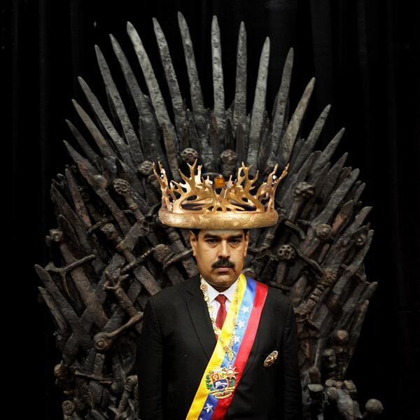 http://t.co/HOGUfTZl1o Game of Capuskicapubul = Maduro + musica de Game of Thrones @Capuskicapubul  #Capuskicapubul http://t.co/J1YcLEj5bT