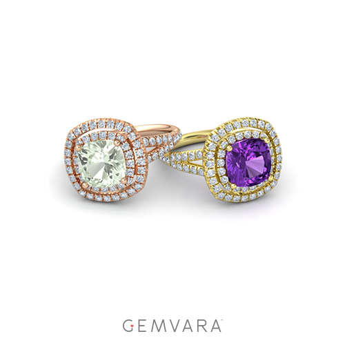 Which shade of amethyst are you: glamorous in green or pretty in purple? #LoveMeInColor http://t.co/2c79kUL8uc