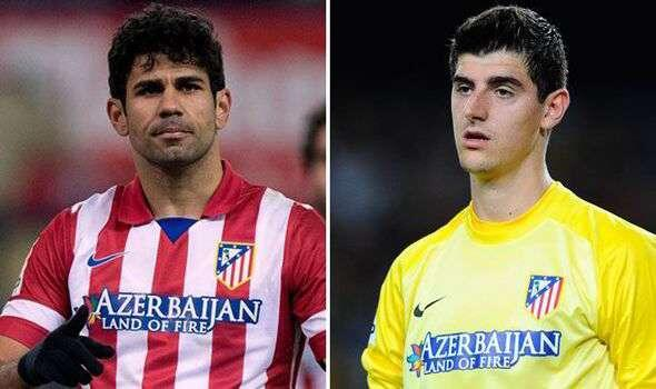 Atletico & Chelsea still working on Diego Costa deal + Courtois wants to return to Spain [AS]