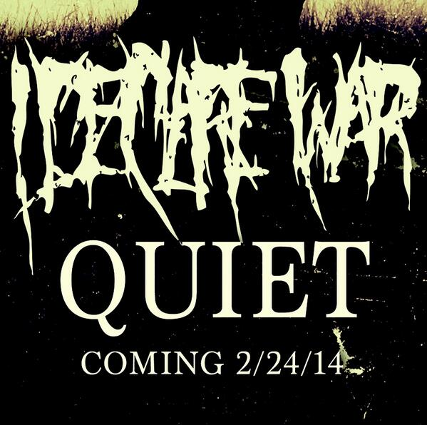 """A brand new song """"Quiet"""" is coming this Monday. #violentpeople http://t.co/UcCkDWhNAM"""