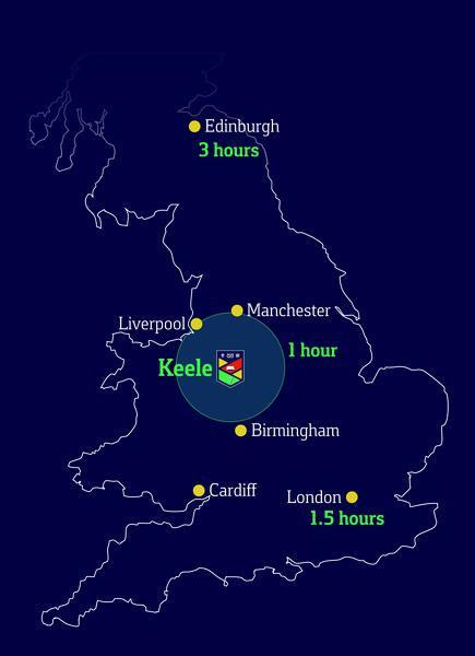 Map Of England Keele.Keele University On Twitter Outnumbereduk Outnumbered123 Bbcone