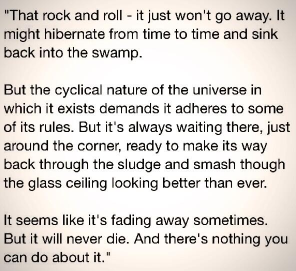 The words of Alex Turner @ArcticMonkeys #BRITs2014 http://t.co/Ba58yqaxcB