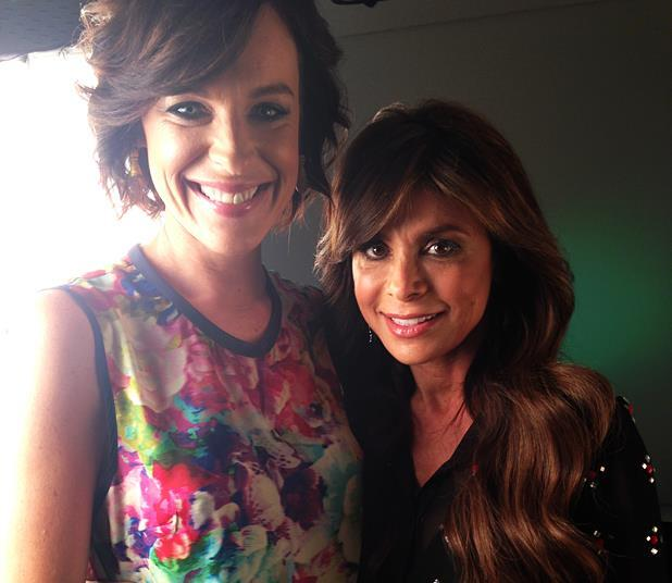 RT @WakeUpOnTEN: TOMORROW: Dancer, singer and #SYTYCDAU judge @PaulaAbdul! #WakeUpTV http://t.co/ApCsIlF5Wi