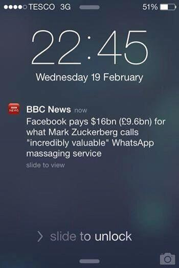 Fantastic reporting by the BBC and a great new perk for Facebook employees ... $16B for a massaging service http://t.co/NjI9q5UwQn