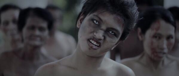 """""""ผีห่ารัตนโกสินทร์"""" หนังซอมบี้สายอนุรักษ์ไทย โปรเจคนักศึกษาปี 3 ลาดกระบัง สร้างกระแสสยองในเน็ต http://t.co/guICxkIsyO http://t.co/x13V7Z05nL"""