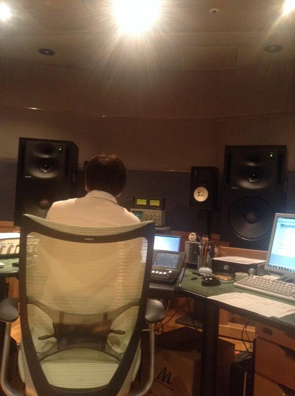 そして今、キング関口台スタジオで「LOVE♡とちぎ」マスタリング完了!栃木の魅力、とちおとめ25の魅力はこれを聴けば解る!!3月19日発売!!すべての人に聴いてほしい1枚!! http://t.co/gLnmyqdXuj