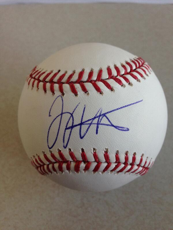 You need this. RETWEET for your chance to win a #JoeyVotto signed baseball. #FaceofMLB http://t.co/Xa4Hv0H0tL