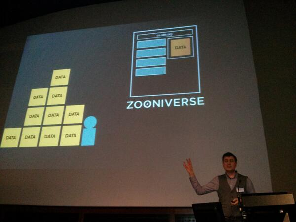 Zooniverse aims to make it possible to create projects more easily #ccs14 http://t.co/JX4nOveoE0