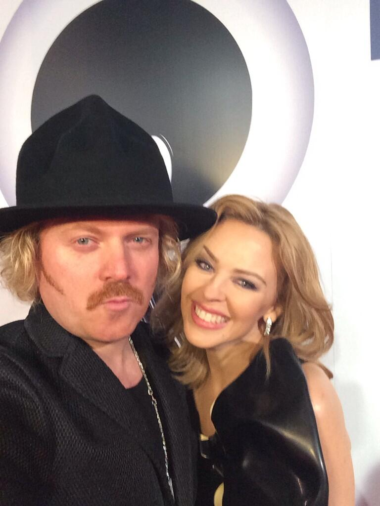 And FAF lady of the week @kylieminogue Fit as flip! http://t.co/foV5PCNVGP
