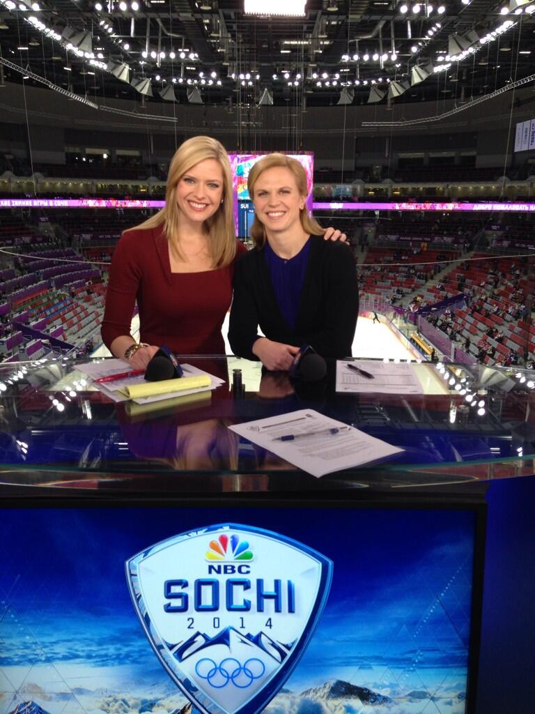 tappen girls Kathryn tappen started at nhl network in 2011 and currently provides coverage of nhl signature events.
