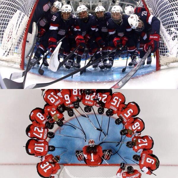 It's GAMEDAY #USAvsCAN http://t.co/pNt10JQdej