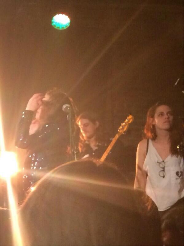 Another 2 BTS | Fan Pictures of Kristen at Sage + The Saints Show in Nashville February 18, http://t.co/jSsbGHb3Mw http://t.co/FmvCNL3m2i