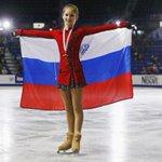 Image for the Tweet beginning: ロシア・モスクワ出身の フィギュアスケート選手 2011ジュニアグランプリファイナル 2012年世界ジュニア フィギュアスケート選手権優勝