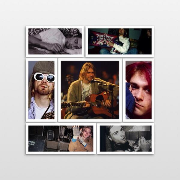 Yaşasaydı bugün 47 olacaktı. İyi ki doğdun Kurt Cobain! http://t.co/vg5vjQmPy7