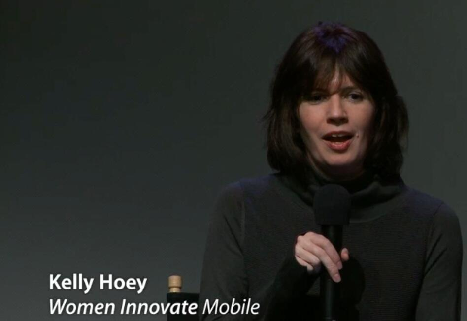 Twitter / JoyceMSullivan: The unflappable @jkhoey doing ...