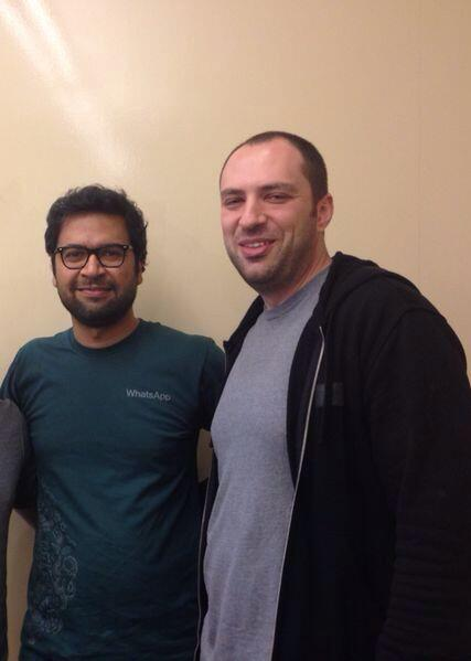 .@WhatsApp: 32 engineers, 20 support, & 1 @neerajarora, their secret weapon who runs the business side http://t.co/iY3br6QdIb