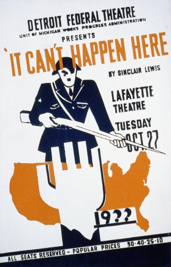 Thumbnail for How Can Theater Get Political Influence?