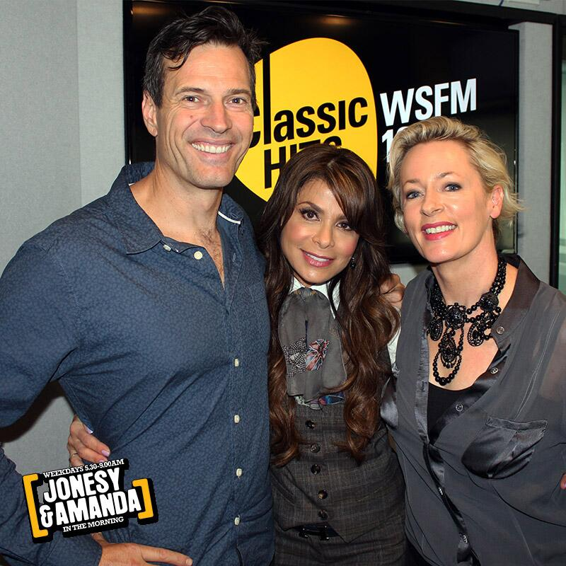 RT @JonesyandAmanda: Thanks @PaulaAbdul for a great chat with Jonesy & Amanda! See you next time! http://t.co/JMNs1YHBeE http://t.co/bp8jiW…