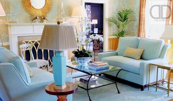 Carmen natschke dd on twitter color study serene for Serene living room ideas