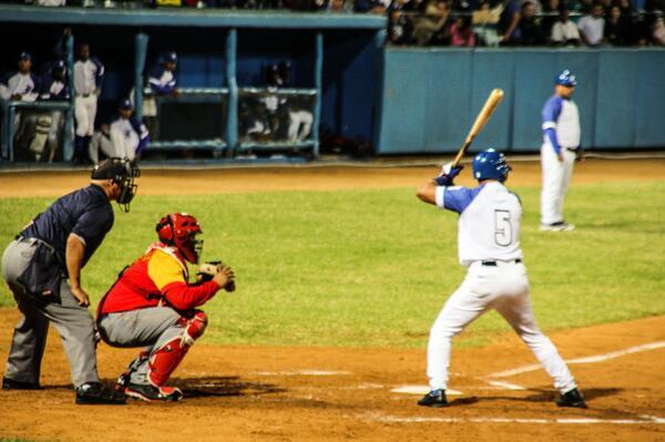 """Begeisterung für Baseball ist in #Kuba ähnlich groß wie beim """"großen Feind im Norden"""". Ab ins Stadion #jnkuba4weeks http://t.co/XXojDBPS5Z"""
