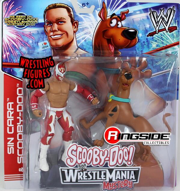 Sin Cara and Scooby Doo....together?! Bg8fUsSCQAAQO6P