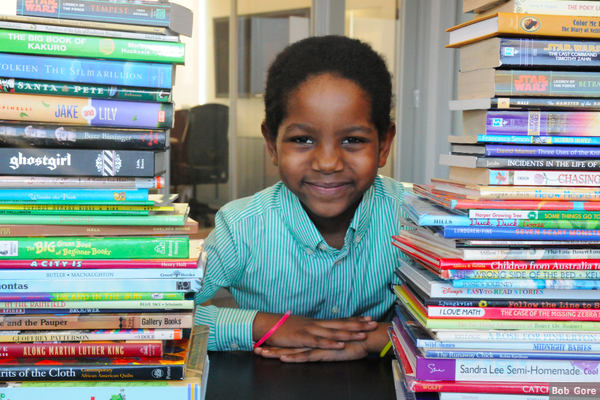 LOVE RT @AntDeRosa Six-year-old in New York City wants to start a library for homeless kids http://t.co/KUeCxG7Q4I http://t.co/SiPs8BEtgc