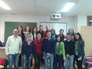 #MOOCaféMalaga Gran grupo y buenos encuentros. http://t.co/fLfexj1L0n