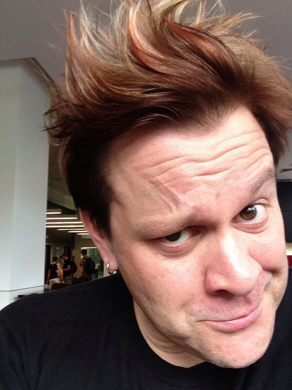 Jaret Reddick On Twitter I Really Need A Haircut Httpt