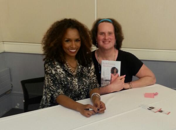 Me and @janetmock! Thank you @SimmonsCollege! http://t.co/7LzIRRGj33