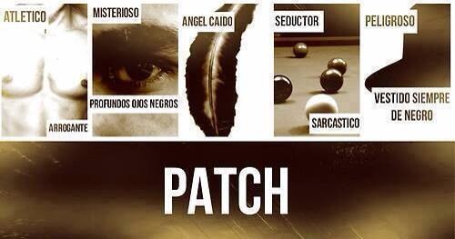 patch cipriano 2 by - photo #36
