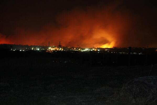 This is Hazelwood power station http://t.co/uwq1LOrK0r via @para1978